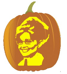 charlie brown pumpkin template - it s the political pumpkin charlie brown freethought